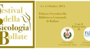 Festival della Psicologia di Bollate 2014