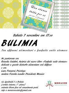 locandina bulimia