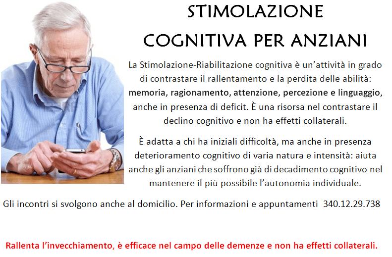 Eccezionale anziani e memoria, intervenire subito con la stimolazione cognitiva EP19
