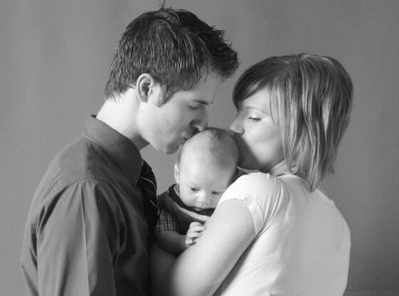 Nascita del primo figlio: come cambia la coppia